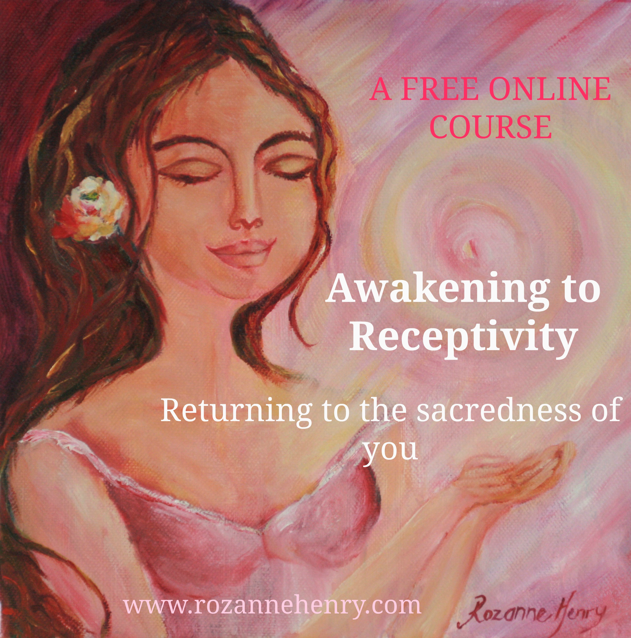 ad for free receptivity course
